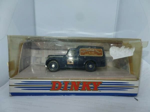 Dinky DY-8B 1948 Commer 8 CWT Van HMV His Masters Voice  Scale 1:43 Poor Box